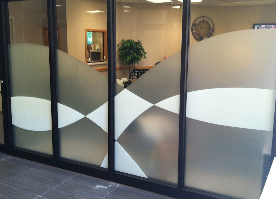 Frosted window film window frosting film window for Window frosting