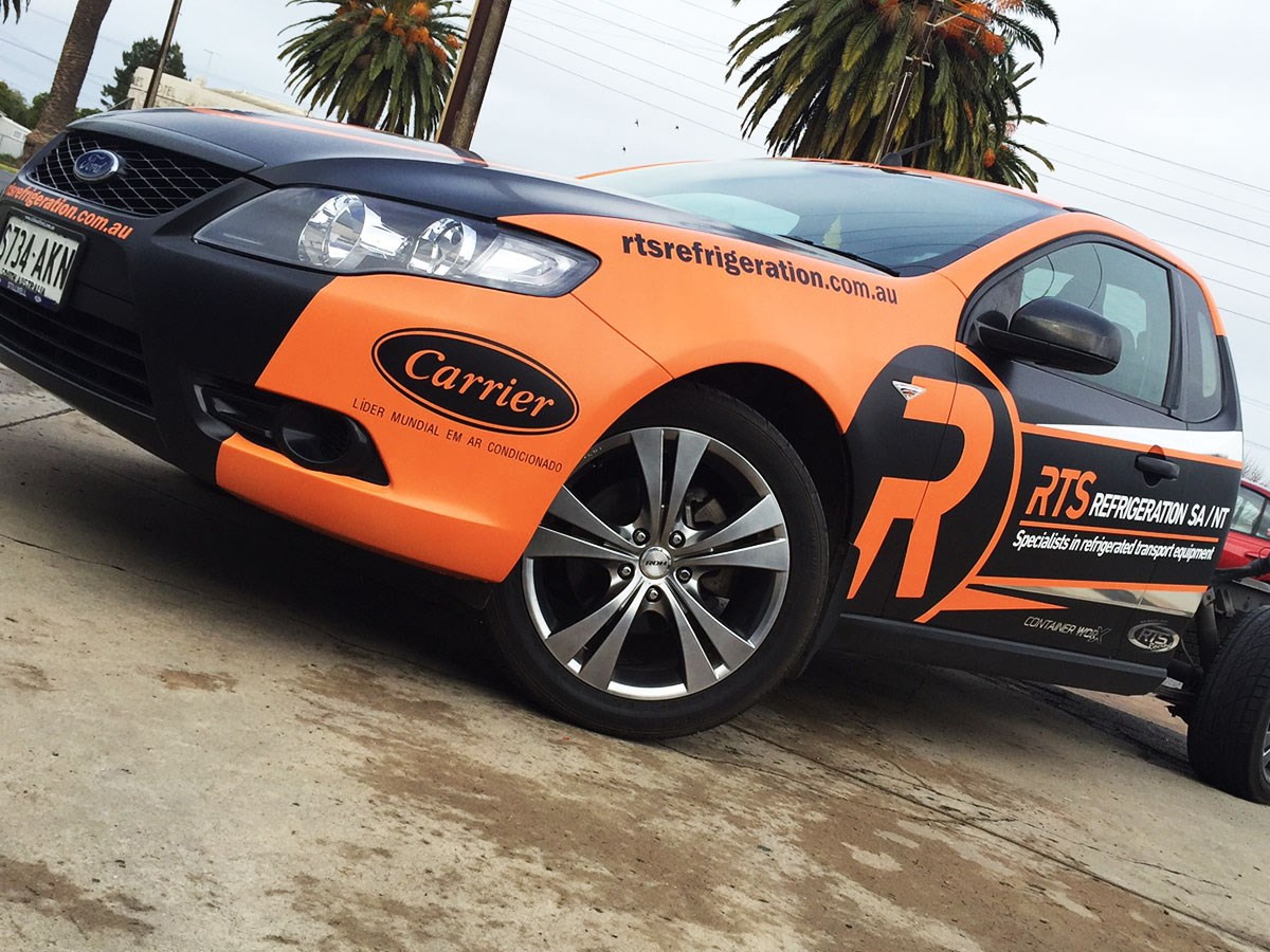 Ute Wraps and Graphics