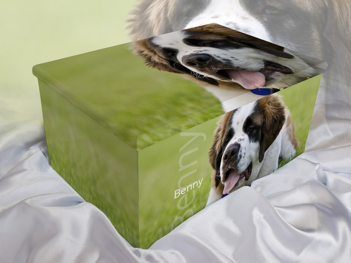 Personalised Pet Cremation Urns