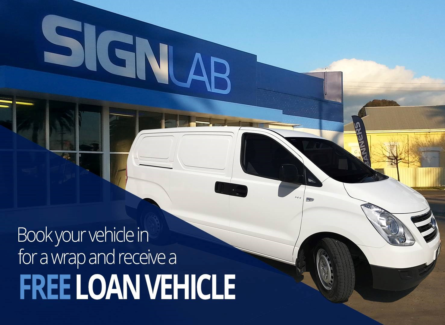 New Loan Van